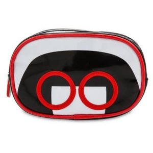 Disney Incredibles 2 Edna Mode Makeup Bag NWT